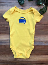 Load image into Gallery viewer, Carter's Car Onesie Set