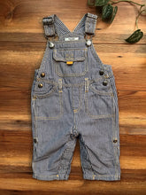 Load image into Gallery viewer, Baby Boden Stripe Overall