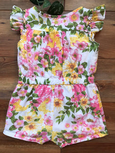 Old Navy Floral Romper