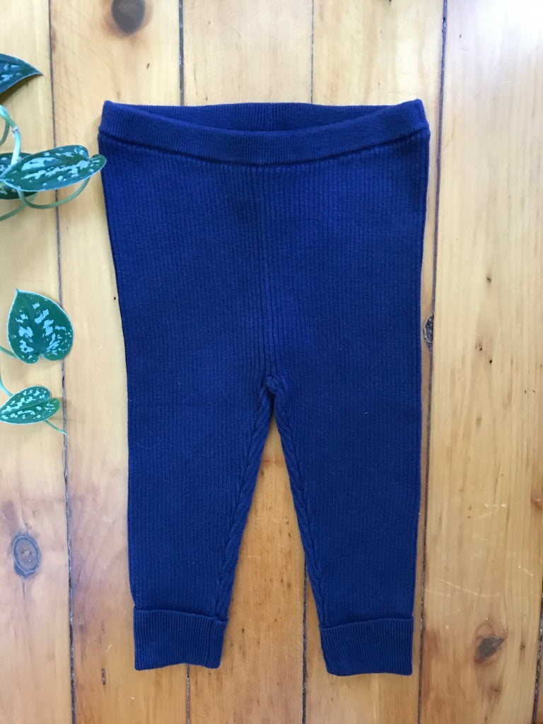 Baby Gap Ribbed Leggings