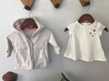 Load image into Gallery viewer, Catherine Malandrino Little Star Tee + Hoodie Set