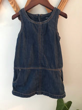 Load image into Gallery viewer, Baby Gap Denim Dress