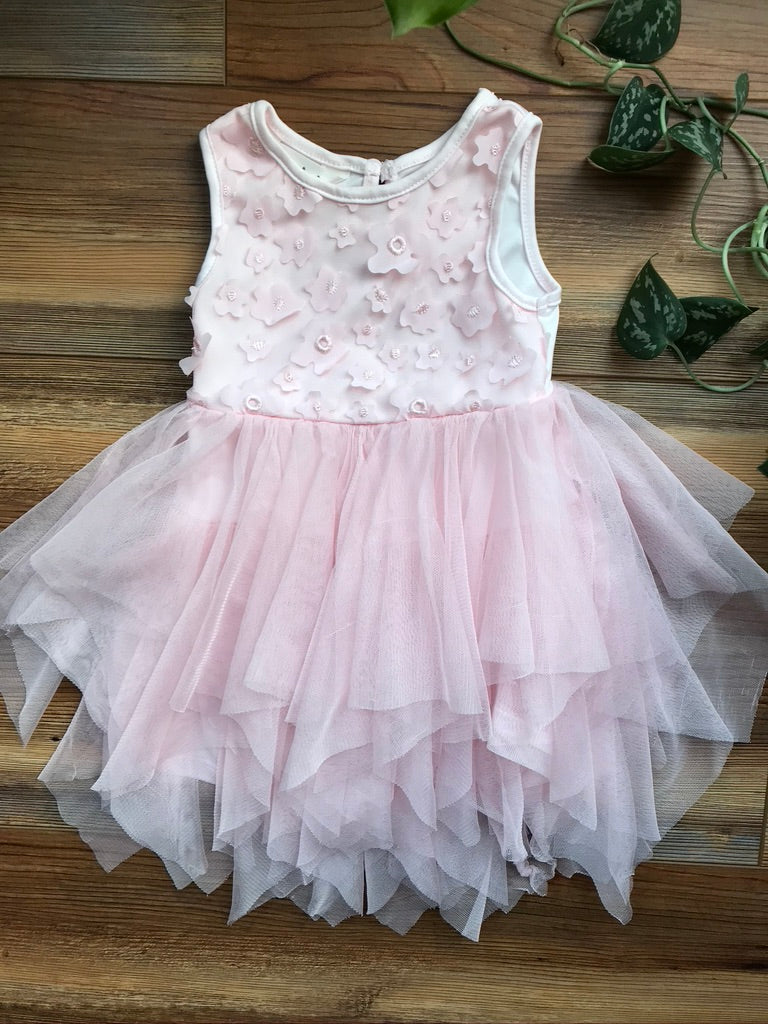Mia & Mimi Tulle Dress
