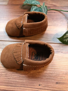 Romirus Brown Moccasin