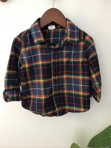 Baby Gap Flannel
