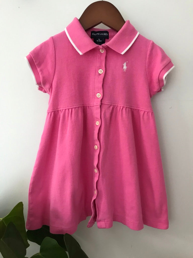 Ralph Lauren Button Down Dress