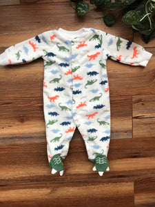 Carter's Dino Fleece Sleeper