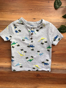 Old Navy Dino Henley