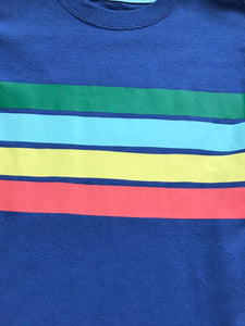 Cat & Jack Rainbow Stripe Jumper
