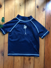 Load image into Gallery viewer, Janie and Jack  Palm Tree Rash Guard