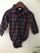 Load image into Gallery viewer, Baby Gap Flannel Onesie