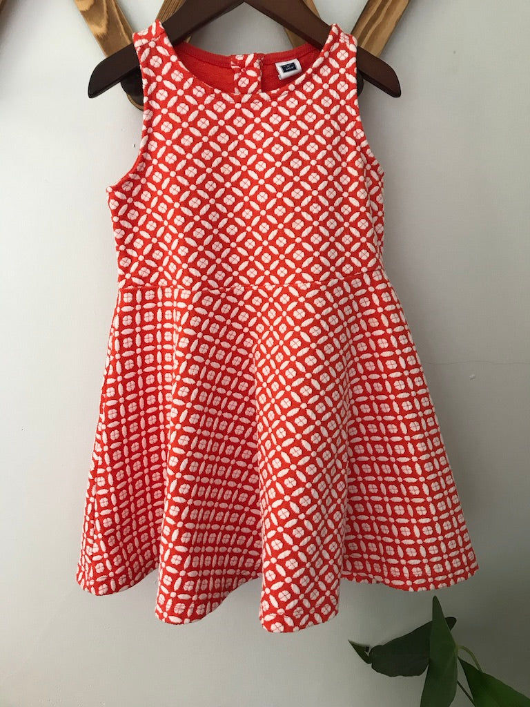 Janie and Jack Texture Dress