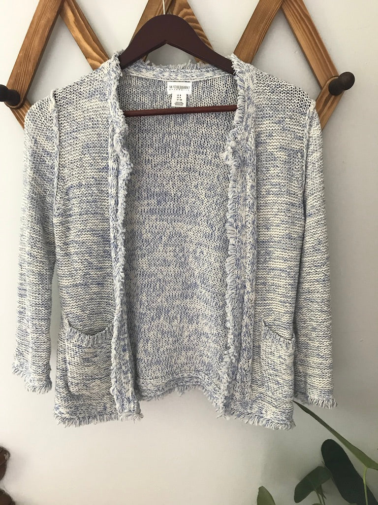 Motherhood Knit Cardigan