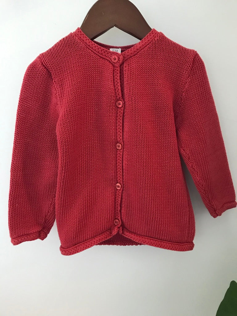Baby Gap Knit Cardigan