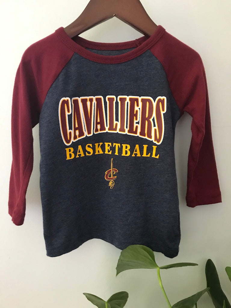 Cleveland Cavaliers Long Sleeve Tee