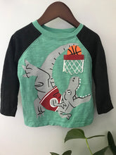 Load image into Gallery viewer, Old Navy Dino Dunk Long Sleeve Tee