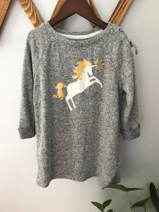 Cat & Jack Unicorn Top