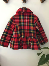 Load image into Gallery viewer, Mack & Co Plaid Coat