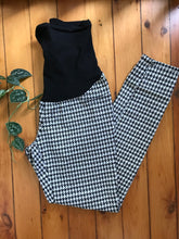 Load image into Gallery viewer, Motherhood Houndstooth Pants