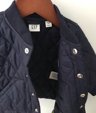 Load image into Gallery viewer, Baby Gap Quilted Jacket