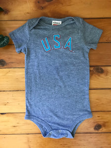 Homage USA Onesie