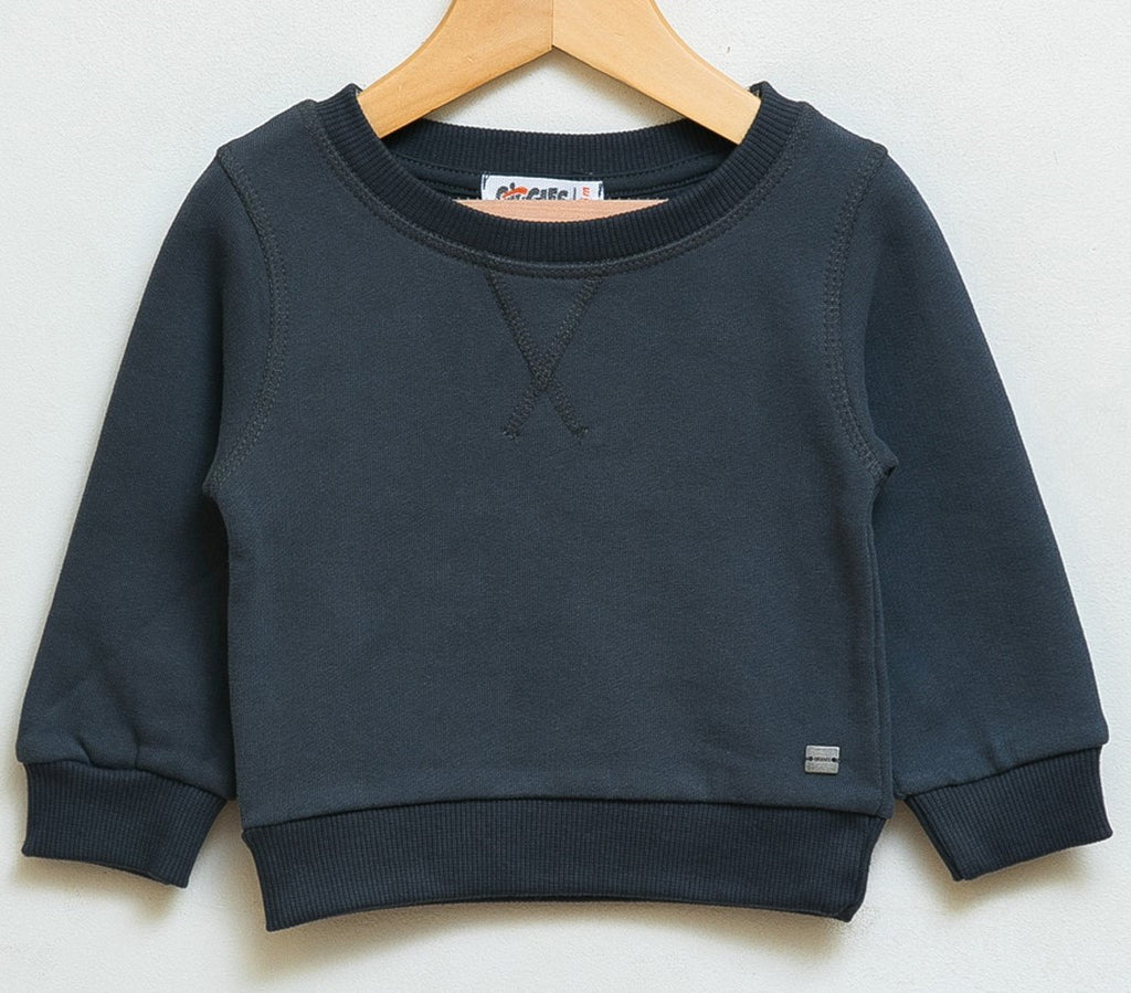 Basic sweatshirt - Antracide