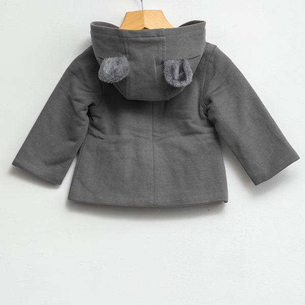 Knit jacket - Grey