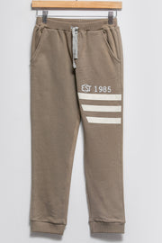 Knit pants - Khaki