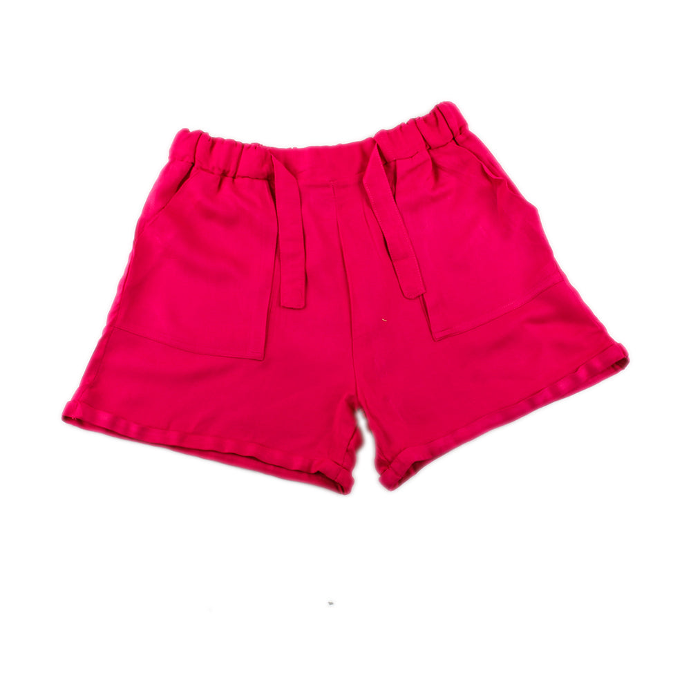 SHORT WOVEN - LIGHT FUSHIA_484