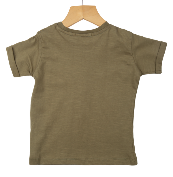 T.SHIRT BASIC - Khaki_16