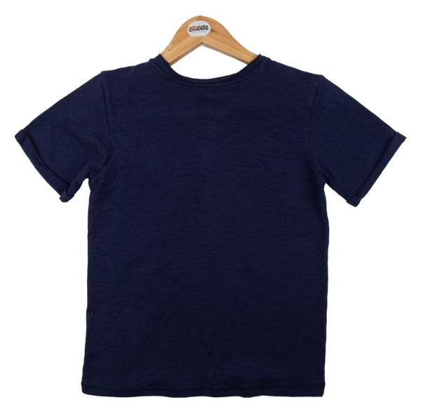 T.SHIRT BASIC - NEW NAVY_373