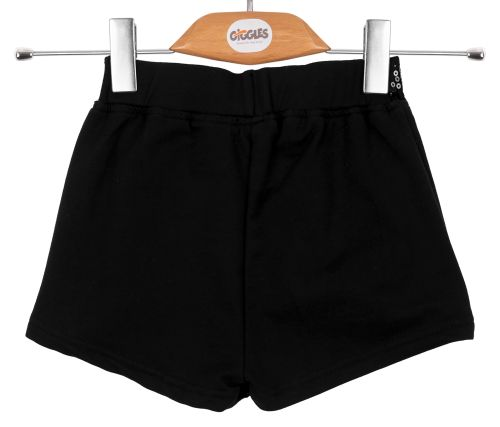 SHORT KNITT - BlacK_2