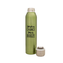 Load image into Gallery viewer, Stainless Steel Insulated Water Bottles 19.9oz Green or Orange