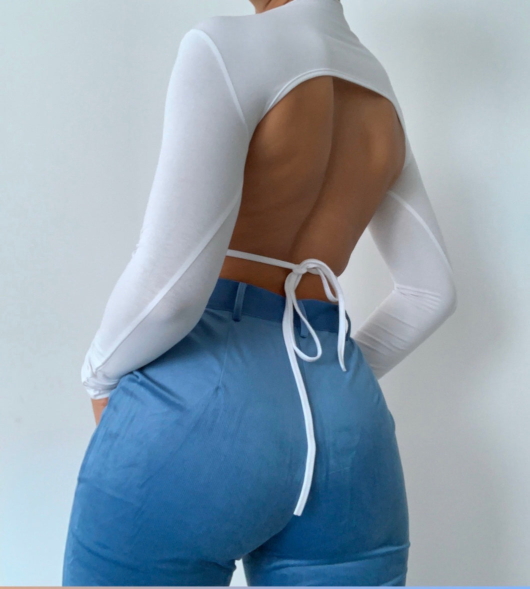 KIA CROP (AVAIL IN 3 COLORS)
