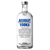 Vodka Absolut blue 40º botella 750cc