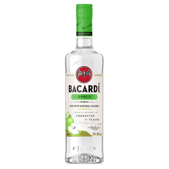 Ron Bacardí Apple 750cc