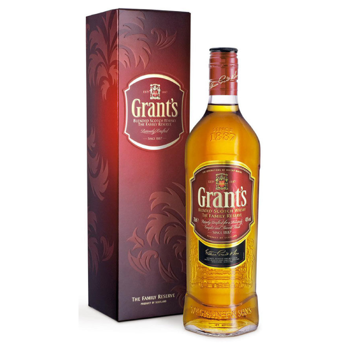 Whisky Grant's 6 años The Family Reserve 40º 750cc