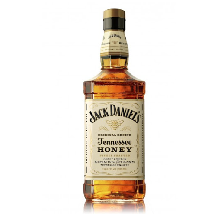 Whiskey  Jack Daniel's Tennessee Honey 35º botella 750cc