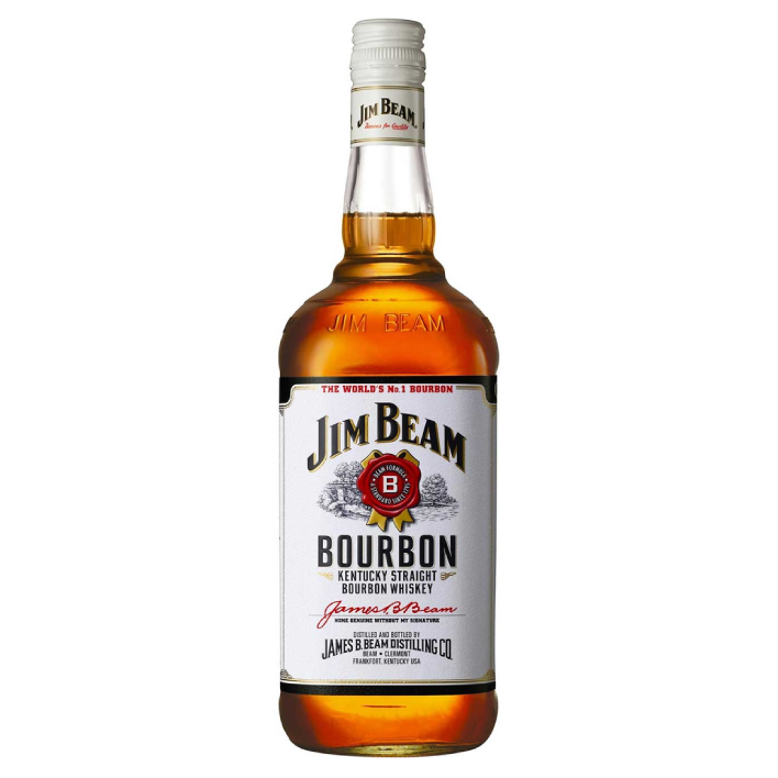 Whisky Jim Beam Bourbon 1000cc