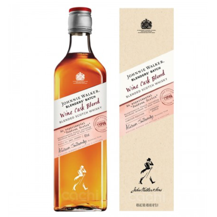Whisky Johnnie Walker Wine Cask Blend 750cc