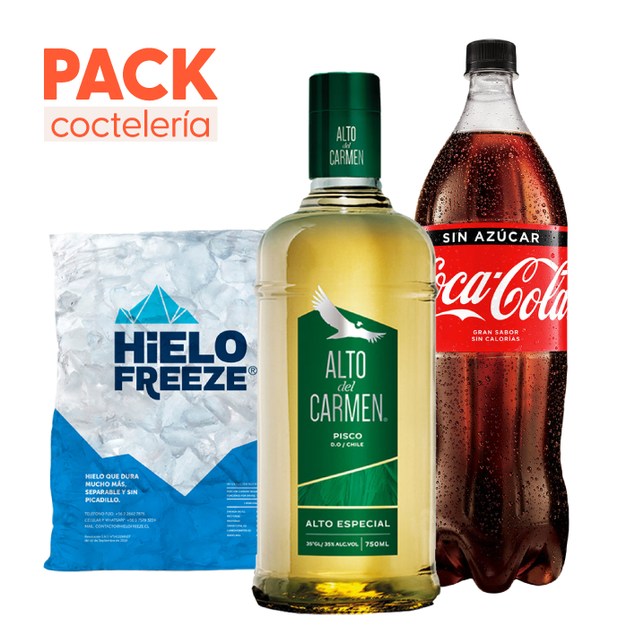 Pack Piscola