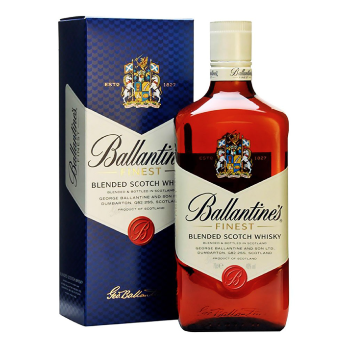 Whisky Ballantines Finest 1000cc
