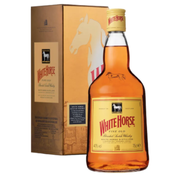 Whisky White Horse 43º botella 750cc