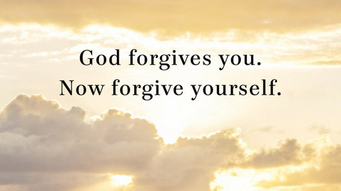 Forgiveness is an Inside Job