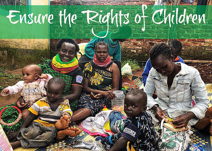 Fair Trade Principle - Ensure the Rights of Children