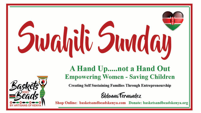 Swahili Sunday Series