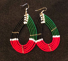 Load image into Gallery viewer, Earrings - Tribal Style