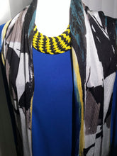 Load image into Gallery viewer, Kenya Couture Collection - The Leila Necklace