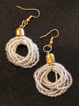 Load image into Gallery viewer, Earrings - Small Seed Bead