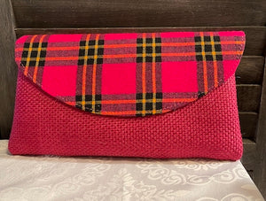 Clutch Purse - Solid Colors